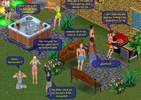 the sims online games no downloading