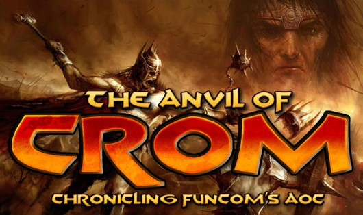 The Anvil of Crom banner