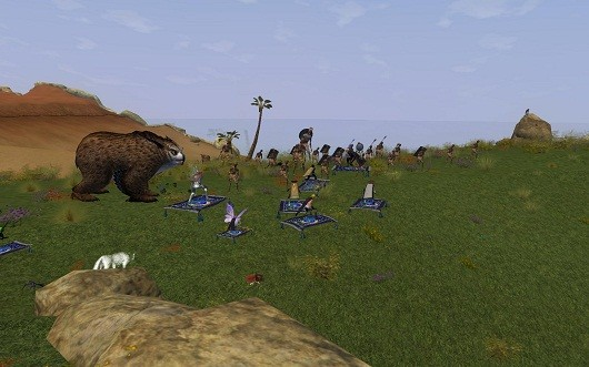 EverQuest II undead invasion