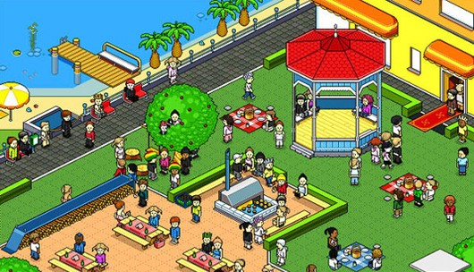 HABBO Hotel touts 200 million registrations | Massively