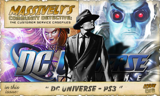Community Detective banner