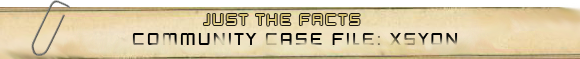 Community case file