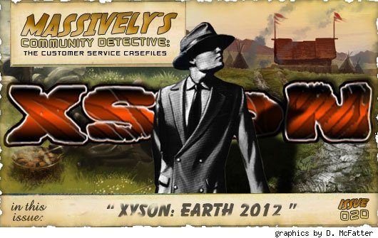 Community Detective banner - Xsyon
