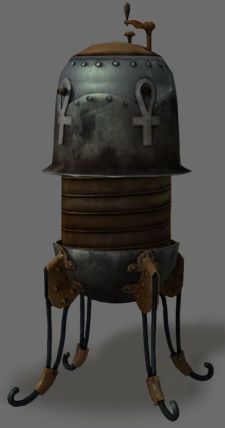 The Engineer's Health Turret