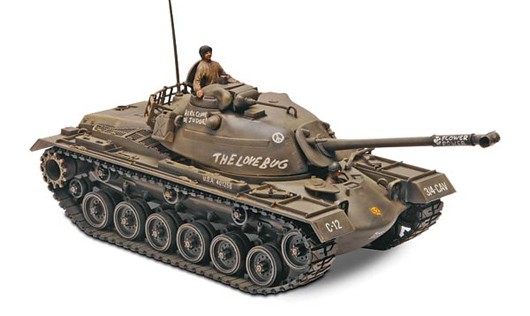 Revell tank model - World of Tanks