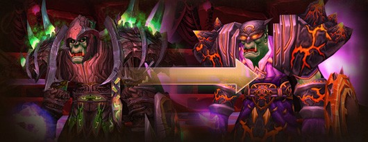 World of Warcraft - appearance tabs