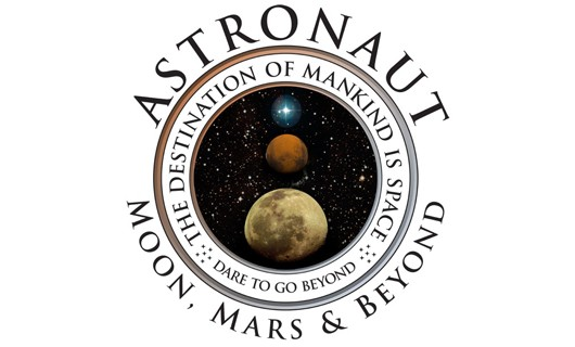 Astronaut: Moon, Mars, and Beyond - logo