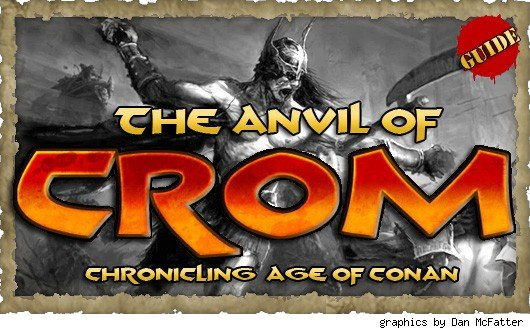The Anvil of Crom header - Alternate Advancement guide