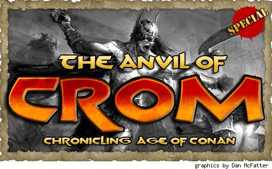The Anvil of Crom - special banner