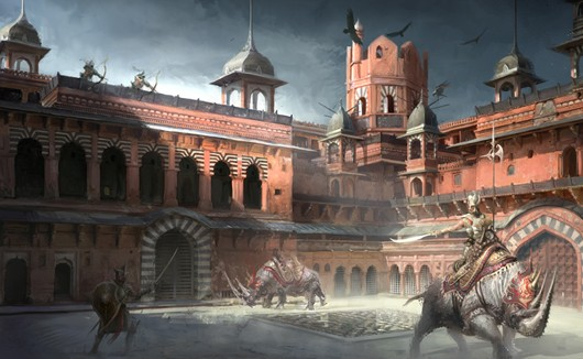 Age of Conan - Turan concept art
