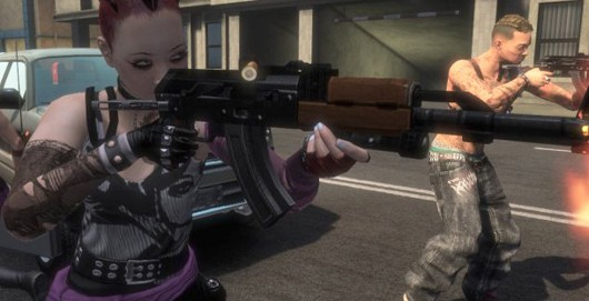 APB Reloaded - shooter