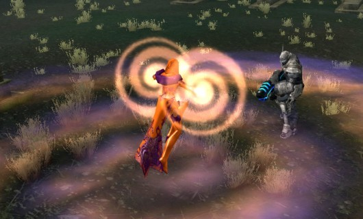 Random City of Heroes screenshot