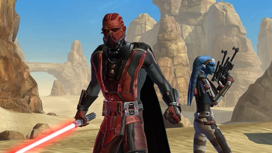 SWTOR: Cross-faction communication