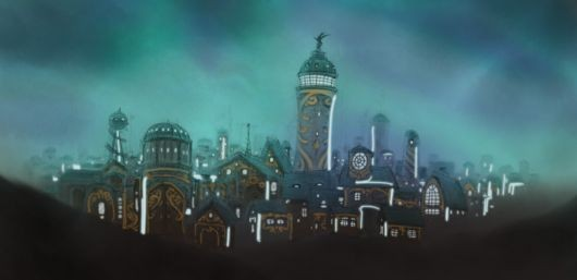 Dungeons and Dragons Online - House Cannith Concept Art