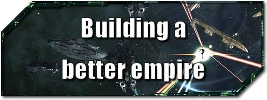 EVE Evolved title image: Building a better empire