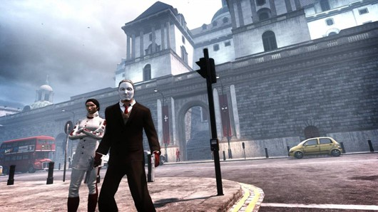 The Secret World - templars in London