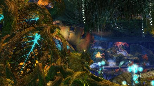 Guild Wars 2 Sylvari Grove