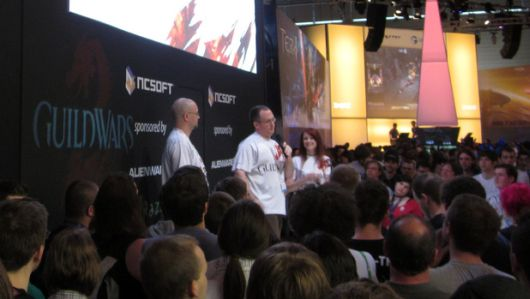 Guild Wars 2 Gamescom panel