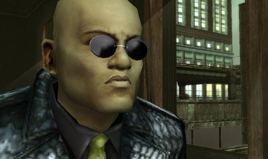 The Matrix Online screenshot