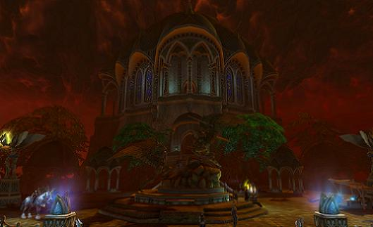 RIFT:  Sanctum under threat