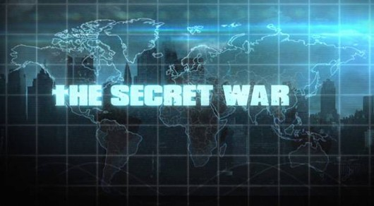 The Secret World - secret war map