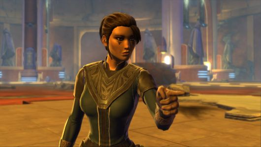 Screenshot -- Star Wars: The Old Republic