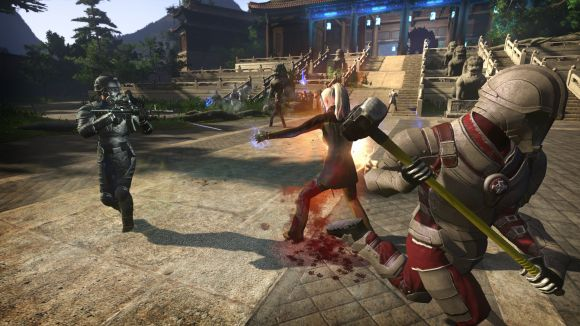 Screenshot -- The Secret World -- Large-scale PvP