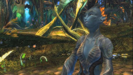 Sylvari week image from video