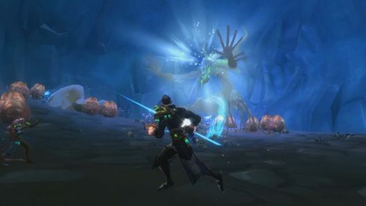 WildStar gameplay image