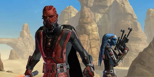 Star Wars The Old Republic - companions
