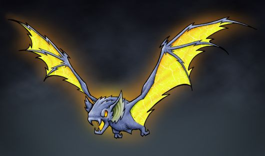 Wizard 101 bat screenshot