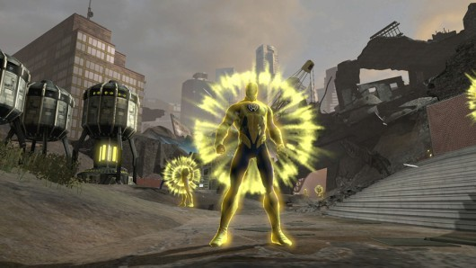 The whole Sinestro Corps thing was a really nice opportunity to answer a question I'd long wondered about, followed by a slew of colored rings to answer questions I had never had and frankly never wanted answered.