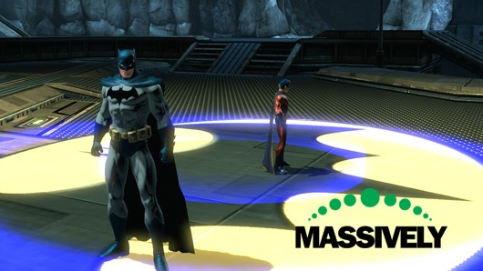 DC Universe Online - Batman and Robin PvP