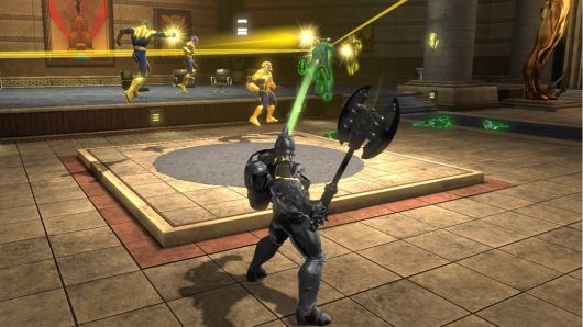 Screenshot -- DC Universe Online
