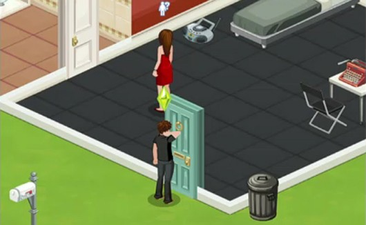 Sims Social screenshot