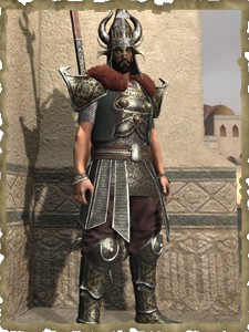 Age of Conan - Ardashir guard