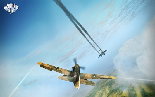 World of Warplanes - Me 109