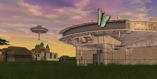 Star Wars Galaxies - Butterflies included especially for Jef
