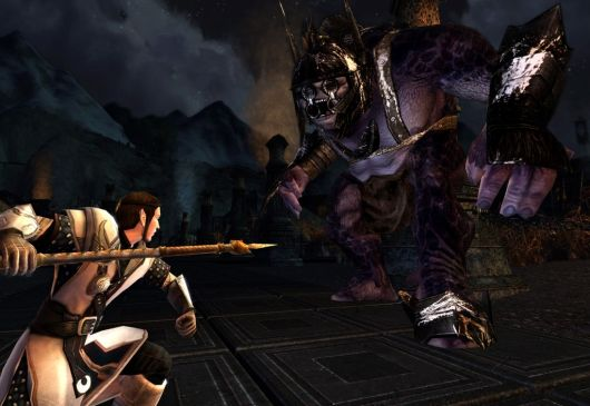 Screenshot -- Lord of the Rings Online