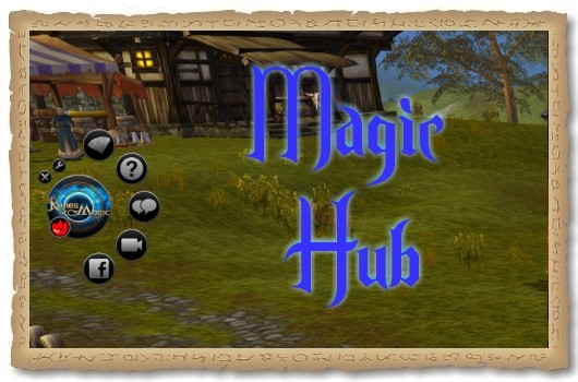 Runes of Magic/Magic Hub image