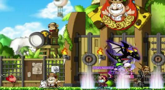 Screenshot -- MapleStory
