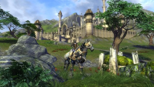 RIFT - Defiant on horseback