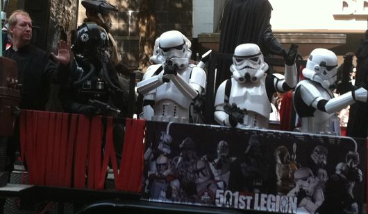 DragonCon Parade