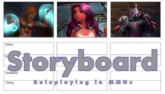 Storyboard graphic