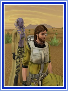 Star Wars Galaxies - Smugglers