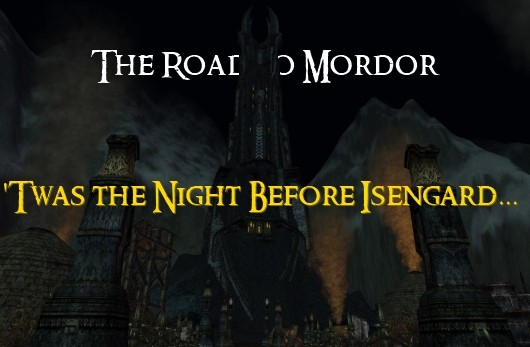 Road to Mordor