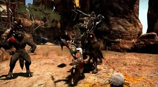 Vindictus - European beta trailer