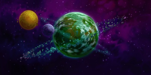 WildStar: Planet Nexus
