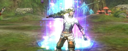 Screenshot -- Atlantica Online