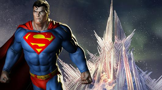DC Universe Online - Superman and the fortress